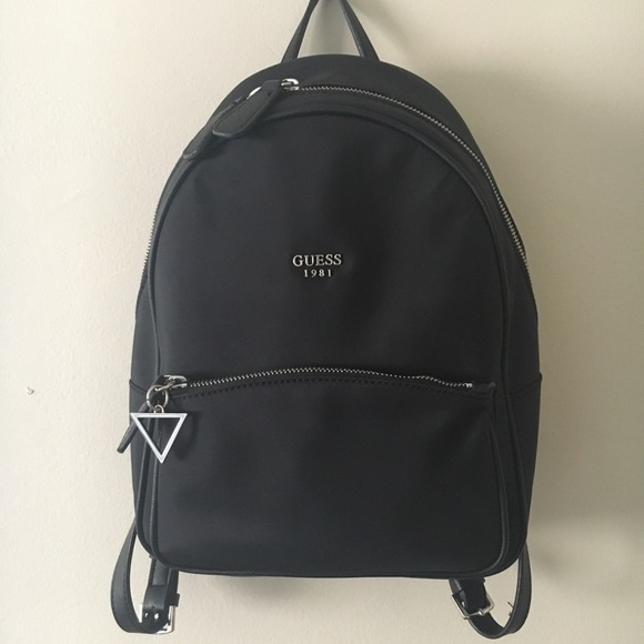 ff6ee92e38 Guess Handbags - Guess Mini Backpack in Black